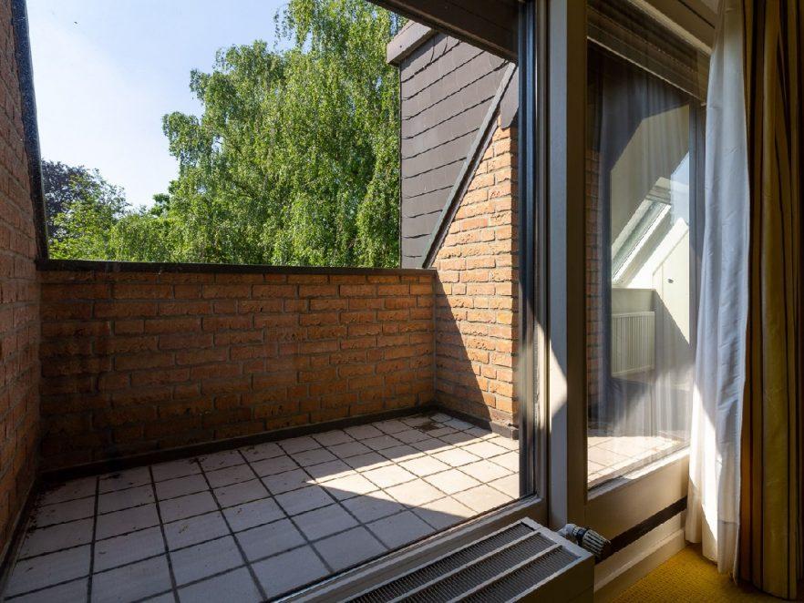 Balkon / 2. Ebene